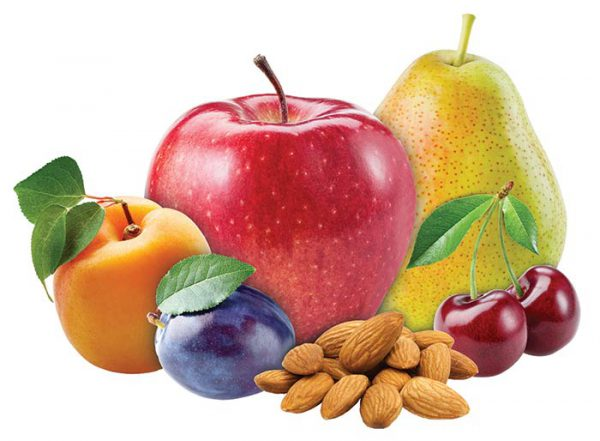 Pollenated Fruit